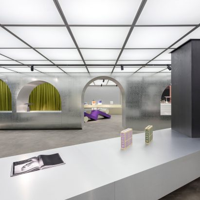 Hangzhou bookstore blends postmodern and classical elements