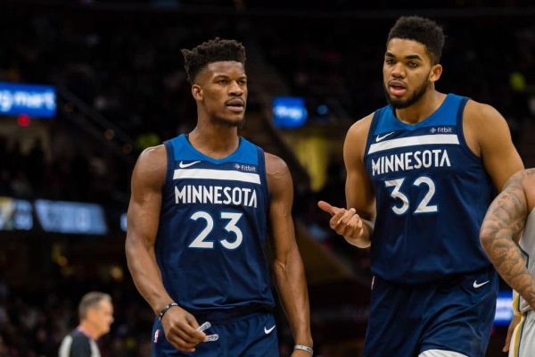 Jimmy Butler Says He Plays the Hardest in Minnesota
