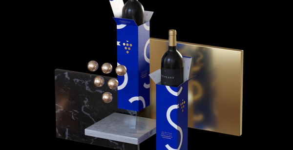 Spiritus Drinks Brand Identity & Packaging