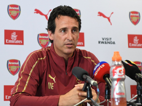 Arsenal news: Every word from Unai Emerys press conference - Aaron Ramsey transfer, Mesut Ozil & more