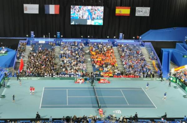 My Davis Cup weekend: France vs Spain recap