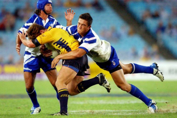 'We were gagged': Thurston hits out at Bulldogs' silence over 2004 rape allegations
