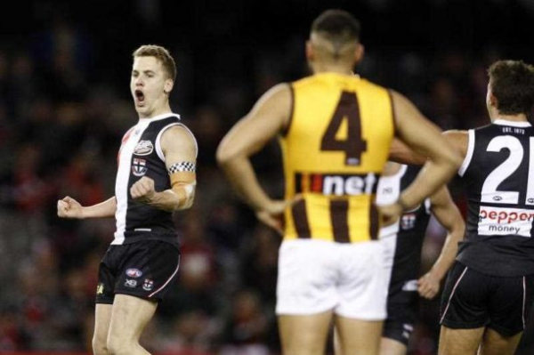 New deal for Saint