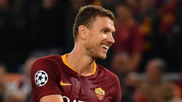 Pellegrini plays down Dzeko link