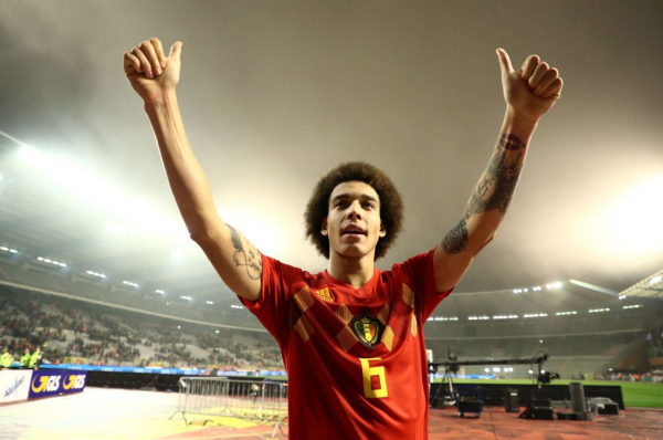 Jose Mourinho personally scouts Axel Witsel as Manchester United plot January transfer
