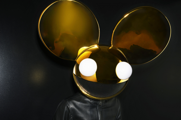 deadmau5 tests new music in Berlin