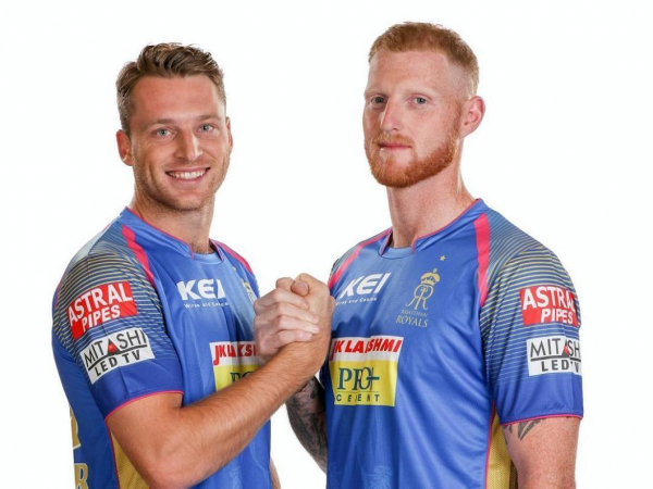 IPL 2019: Englands Ben Stokes and Jos Buttler retained by Rajasthan Royals