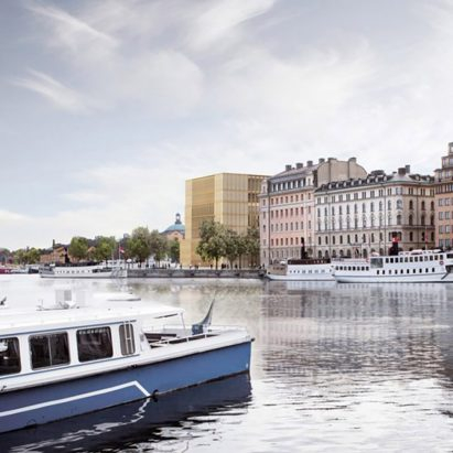 Stockholm blocks Chipperfield's Nobel Center, Foster's Apple Store and city's Olympic bid