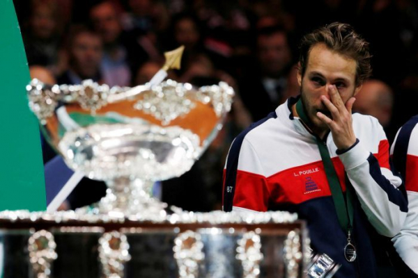 'I'm disgusted and upset': French team slams Davis Cup changes