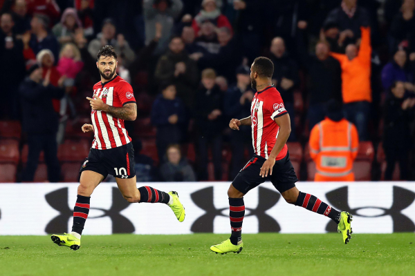 Charlie Austin hits out at match officials in post-match rant after Southamptons draw with Watford