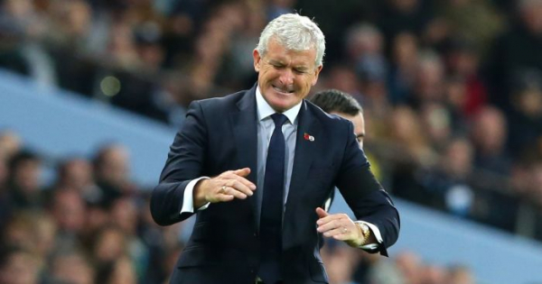 Desperate Hughes takes Saints to train at St Mary's