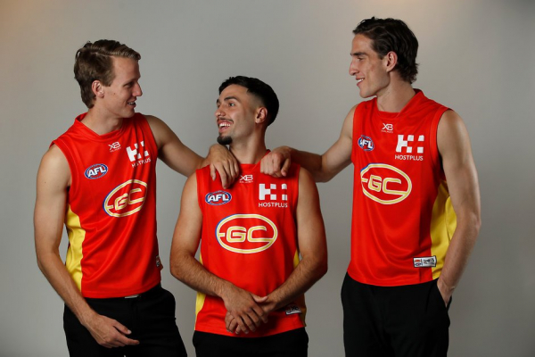 Suns confident of retaining latest crop of draftees