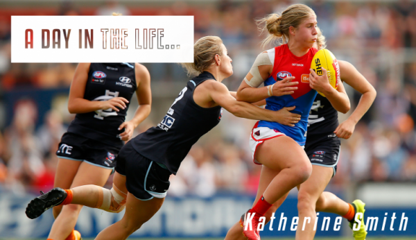 A day in the life — Katherine Smith