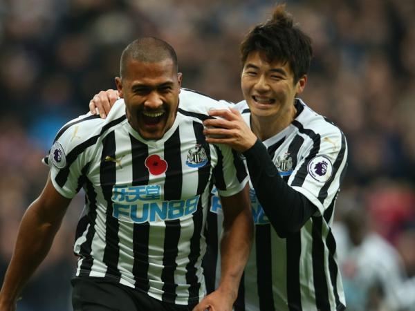 Benitez praises 'fight' of Newcastle match-winner Rondon