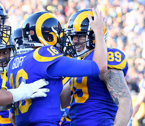 Los Angeles Rams hold off Seattle Seahawks with late defensive stand