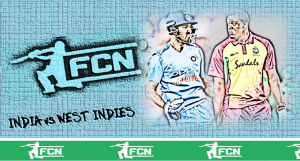 2nd T20I – India V West Indies – FCN Preview