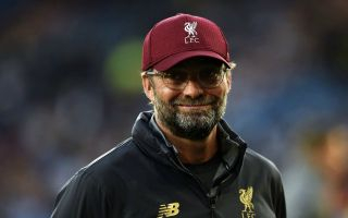 Liverpool ace going nowhere as Jurgen Klopp has no interest in giving exit green light