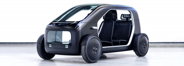 simplicity is at the heart of biomega's first electric urban car