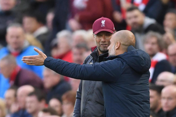 Liverpool raid title rivals Manchester City as physio Lee Nobes takes Anfield role