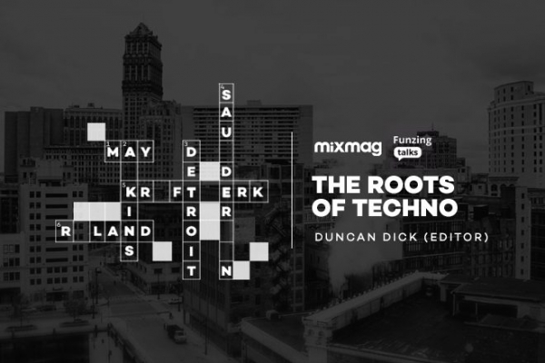 Mixmag explores the history of techno at a special event in London on November 20