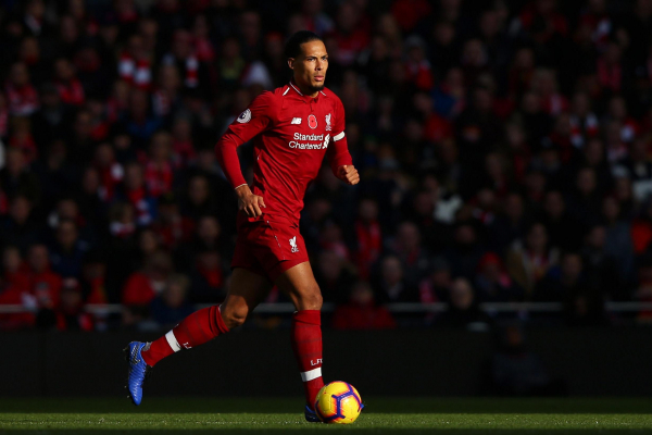 Virgil van Dijk: The only way forward for Liverpool is to ignore Manchester City