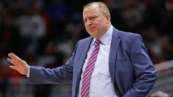 Tom Thibodeau on Timberwolves not getting first-rounder in Jimmy Butler trade: 'Getting good players was a priority'