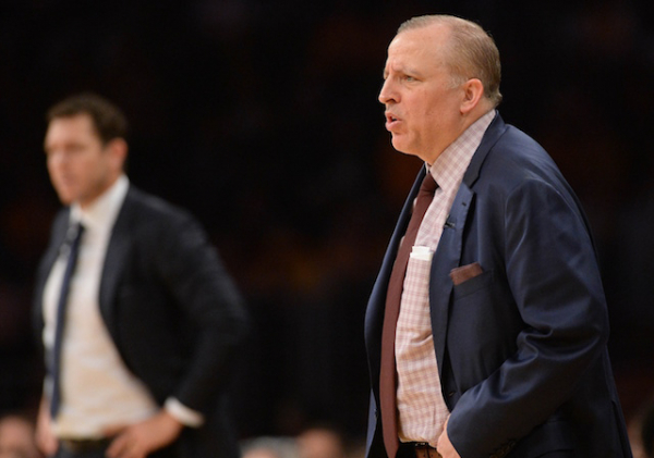 Timberwolves' Tom Thibodeau Confident In Lakers Head Coach Luke Walton, Advises Him Not To Get 'Distracted' In Midst Of Trying Times