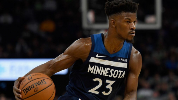 It's official, Jimmy Butler is member of Timberwolves