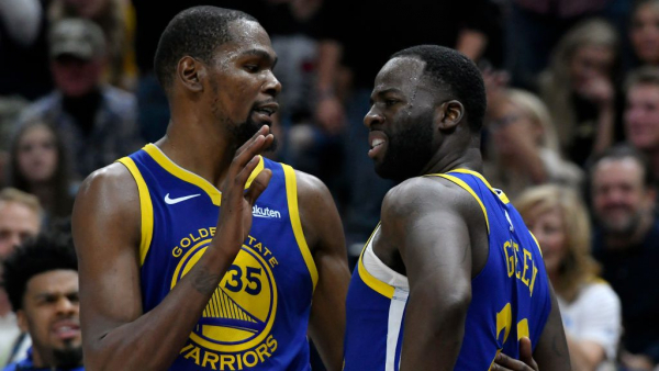 Report: Draymond Green-Kevin Durant spat 'one of the most intense of this Warriors era'