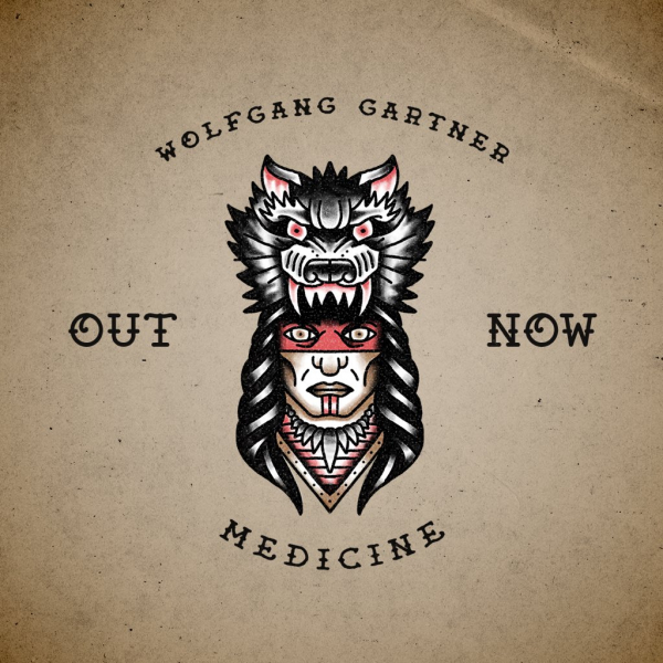 Wolfgang Gartner releases 'Medicine' EP, combining his complex electro beginnings with modern bass-house [LISTEN]