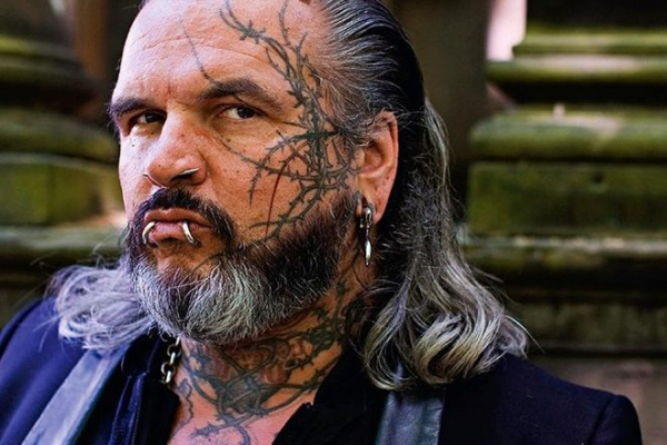Berghain Bouncer Sven Marquardt debuts new photography exhibition at Tbilisi nightclub