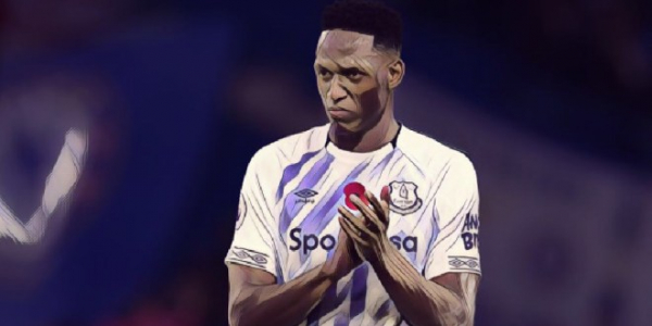Yerry Mina 'delighted' to finally make full Everton debut
