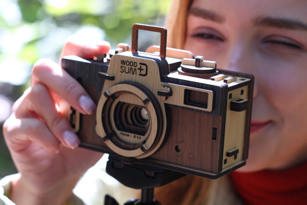 This DIY Camera is Like if IKEA Met Photography