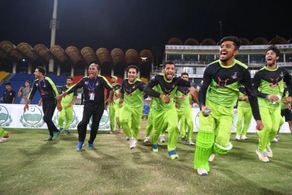 Cricket prodigies from war-torn Pakistan get their big break