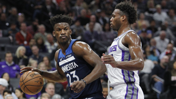 Report: Jimmy Butler planned to hold out from Timberwolves unless traded, informing team during Friday's game