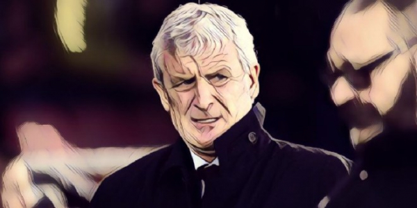 Southampton boss Hughes laments 'inexperienced' referee after Southampton draw