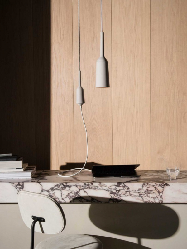 The Douwes Pendant&Socket Proves Sockets Don't Have to Be Hidden