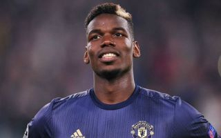 (Photo) Paul Pogba provides hint over injury status after missing Manchester United defeat to Manchester City