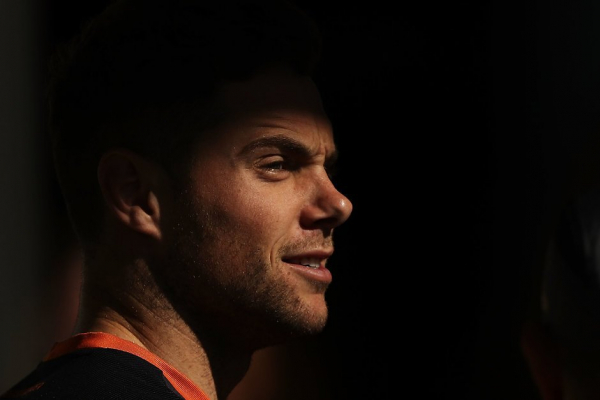 Fit and firing Giants star aiming for 'smooth' 2019