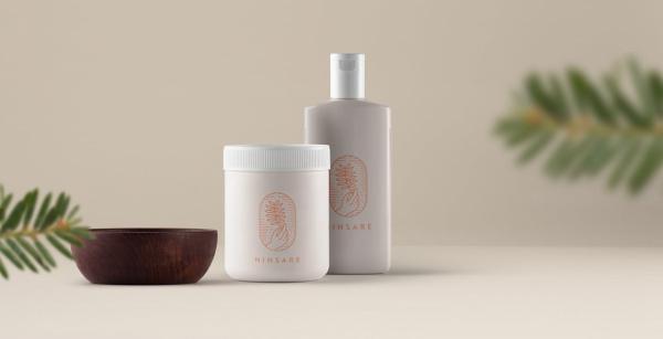 Ninsare Cosmetics Branding