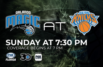 Preview: Magic plan to battle for 2nd straight win with visit to scuffling Knicks
