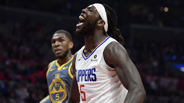 Clippers knock off Warriors in overtime 121-116