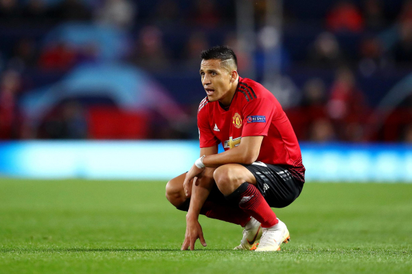 Alexis Sanchez ready to leave Manchester United in January if opportunities remain limited