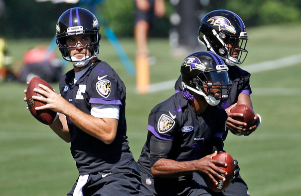 Harbaugh, Flacco seek strong finish in 11th year with Ravens