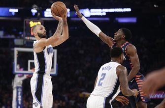 Ross, Vucevic lift Magic over Knicks 115-89