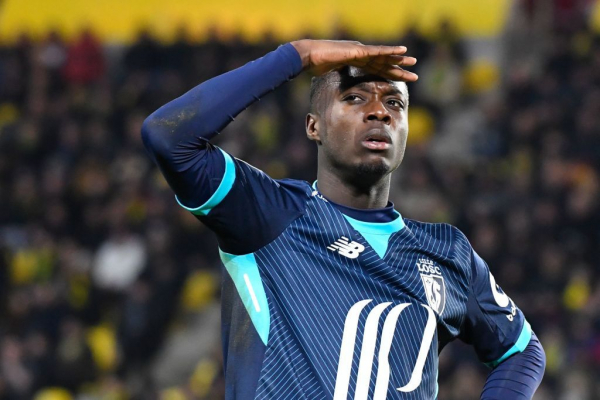 Unai Emery wants Arsenal to sign Lille star Nicolas Pepe in £27m deal