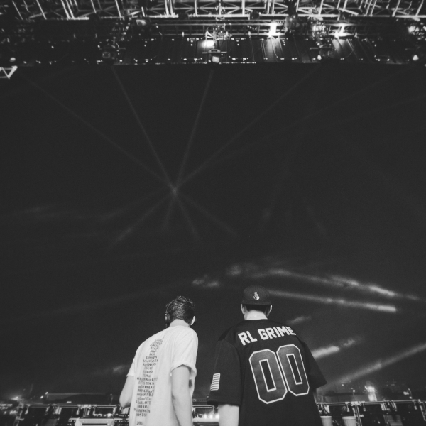 Relive RL Grime and Baauer's legendary B2B at Sydney's Metro Theatre