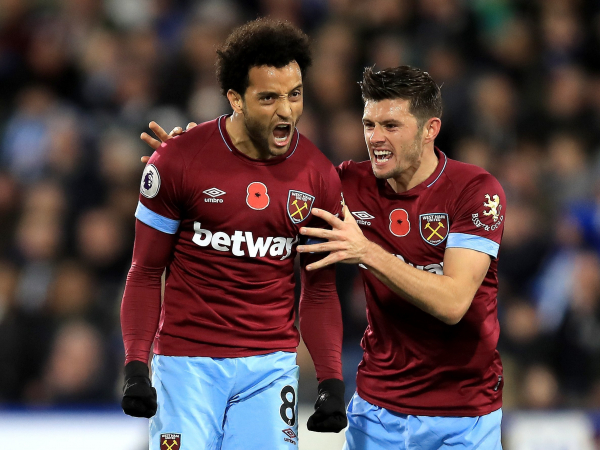 Huddersfield vs West Ham: Felipe Andersons late goal rescues Hammers in thrilling draw