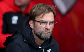 Liverpool legend sends hugely worrying message to Jurgen Klopp