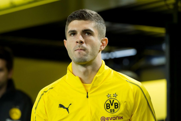 Chelsea set to win race for Borussia Dortmund's £70m-rated star Christian Pulisic